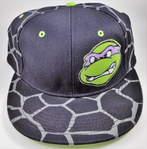ninja turtles baseball cap black turtle hat teenage mutant caps