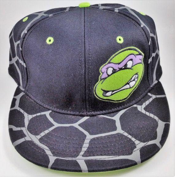ninja turtles baseball cap black turtle hat teenage mutant caps