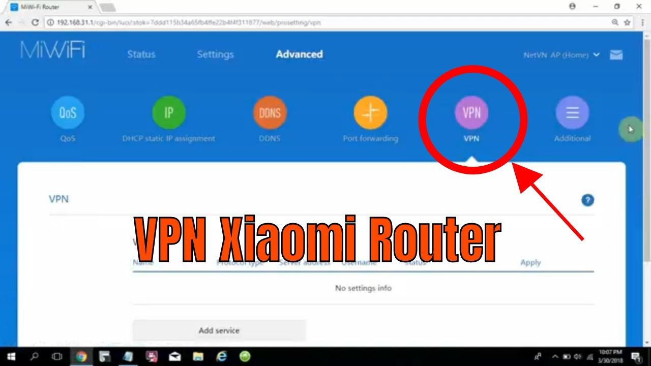 Can You Add Vpn To Router