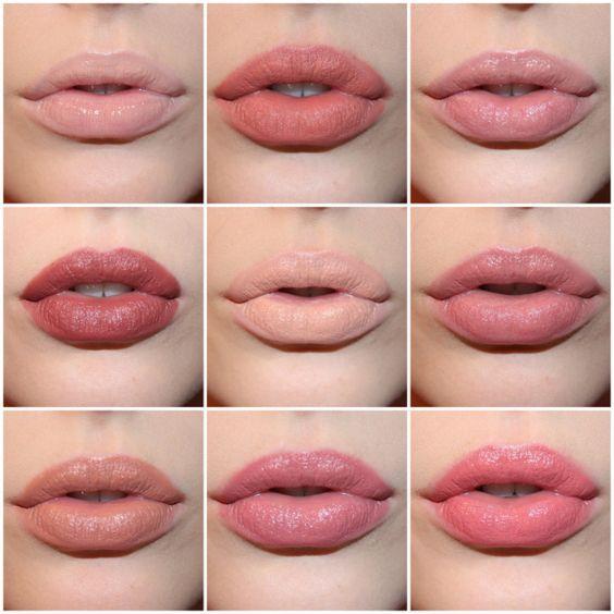 Lipstick Guide On Pinterest  Redhead Makeup, Eyebrow -6868