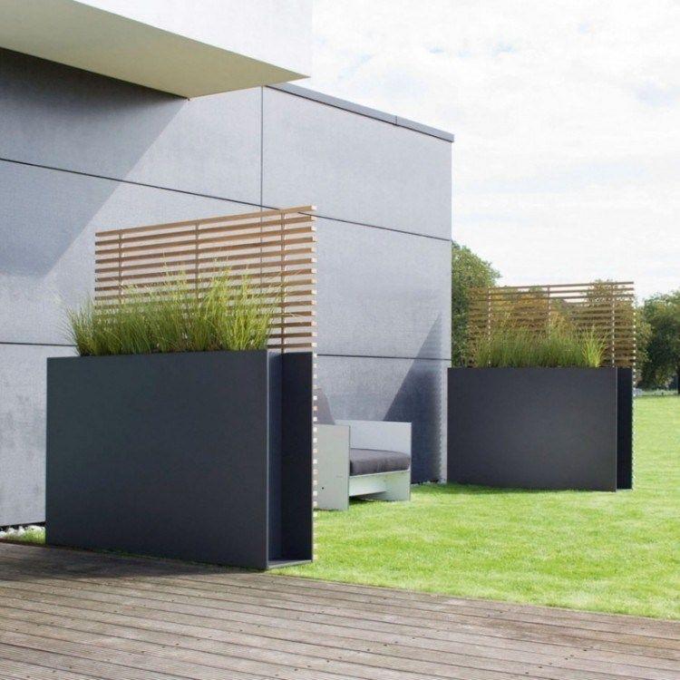 Sichtschutz Terrasse Modern Sichtschutz Fr Terrassen Ideen
