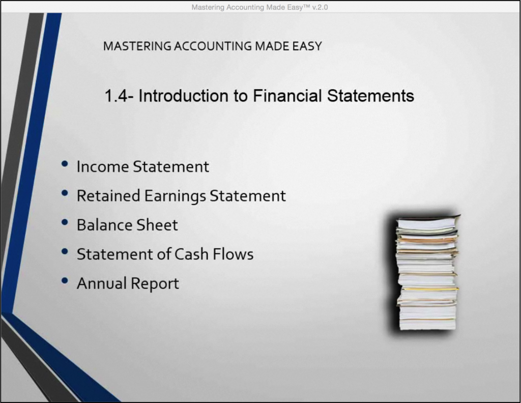 Starting Your Own Business Learn The Basics Of Accounting Like