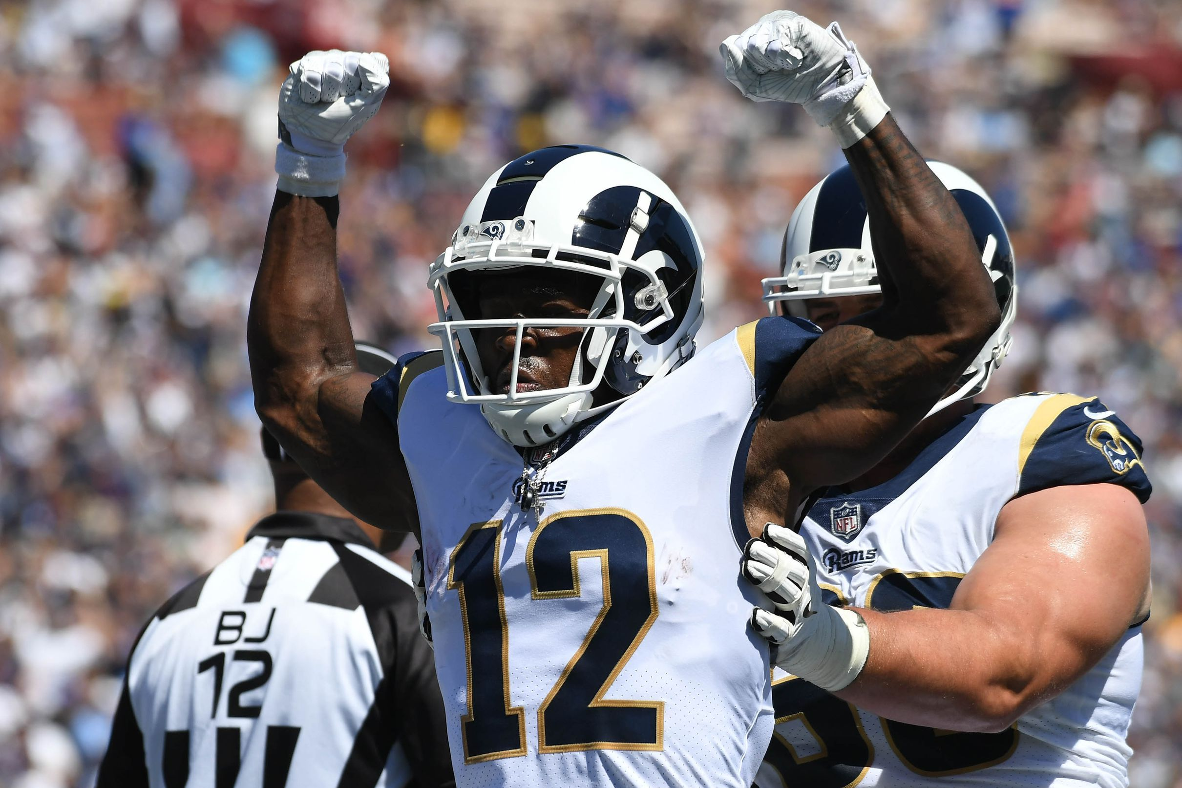 There S No Stopping The Rams In Our Latest Nfl Power Rankings Nfl Nfl Weekly Picks Football Helmets