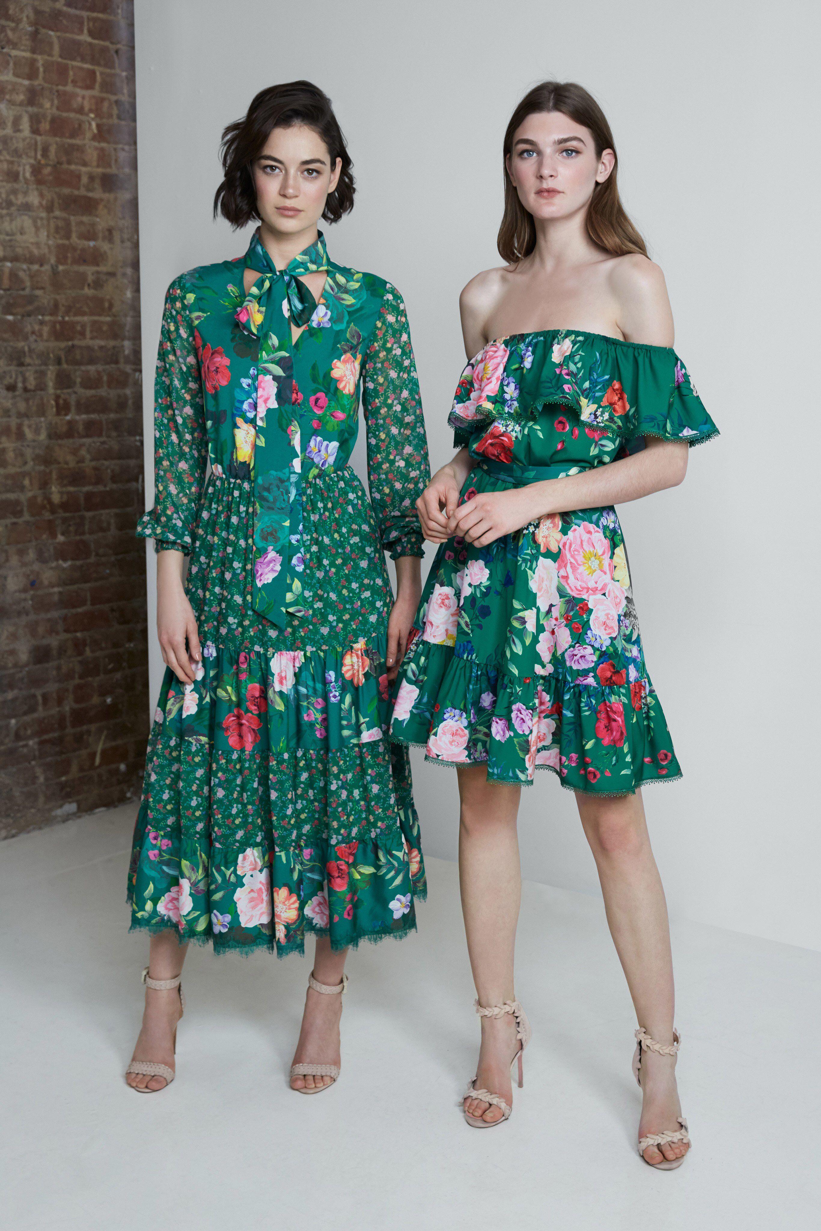 Marchesa Notte Pre Fall 2020 Fashion Show In 2020 Fashion Christmas Fashion Fashion Show