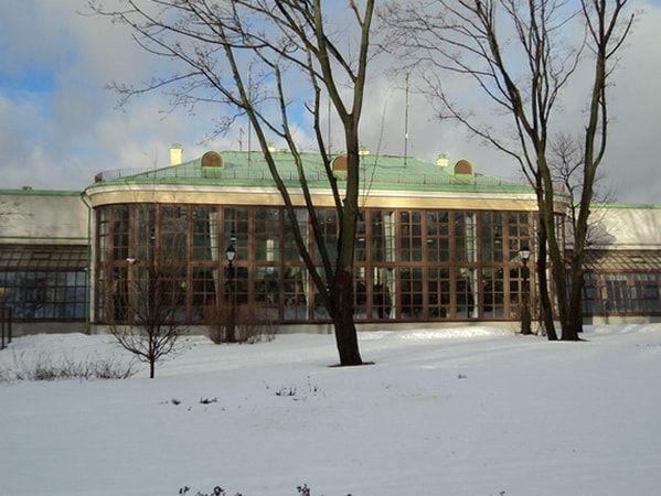 оранжереи в москве: