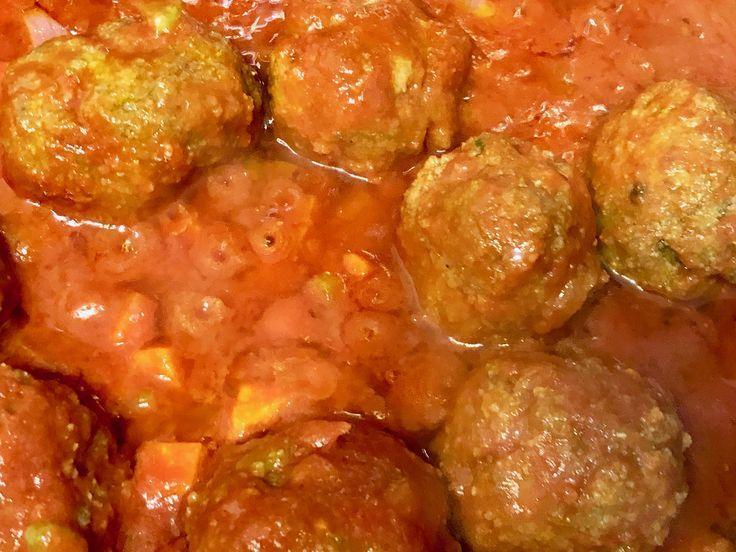 Photo of Stewed meatballs-Stewed meatb Meatballs …