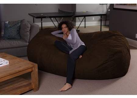 Incredible Home Products Bean Bag Lounger Giant Bean Bags Bean Onthecornerstone Fun Painted Chair Ideas Images Onthecornerstoneorg