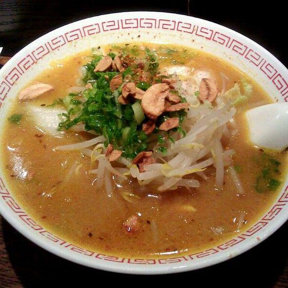 Miso Ramen Noodle Soup @ Rai Rai Ken |  218 E 10th St, New York 10003 (Btwn 1st & 2nd Ave) | 212-477-7030