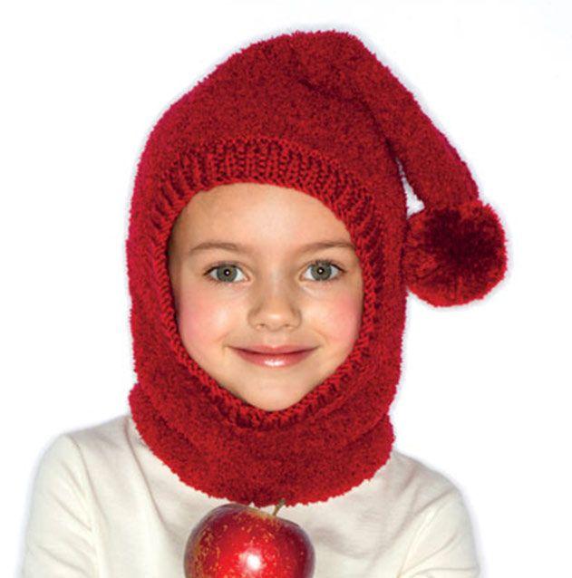Modèle bonnet cagoule lutin Enfant - Modèles Enfant - Phildar   BABY ... 92ba6529249