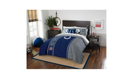 fa9d6e21 NFL 836 Colts Full Comforter and 2 Shams | In the Hizouse | Full ...