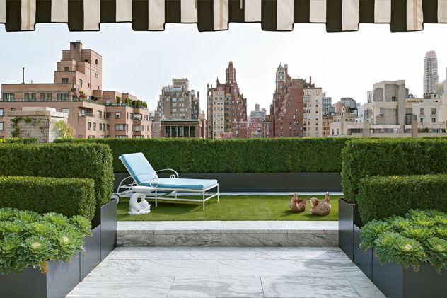 Fifth Avenue Penthouse, Upper East Side.