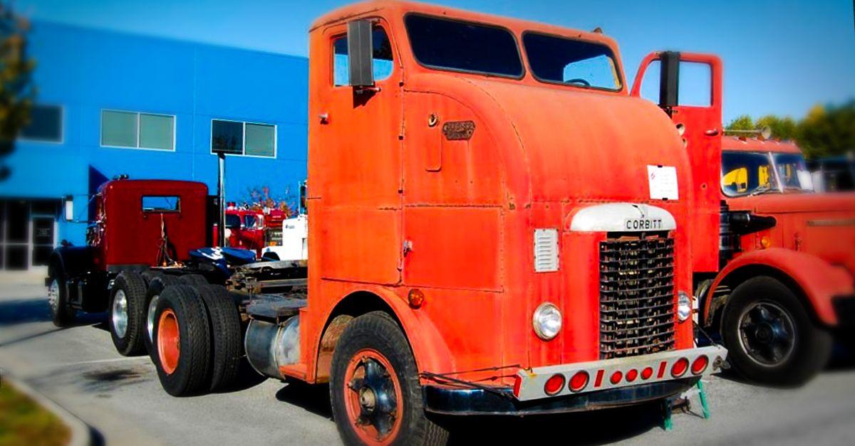 50 Rare And Classic Semi Trucks Semi Trucks Cool Trucks Trucks