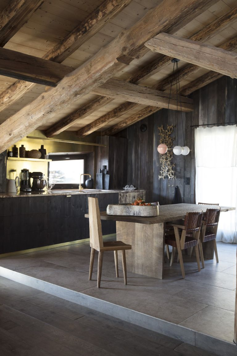 Mountain house mondays where we are with the family room emily henderson also style by rh pinterest