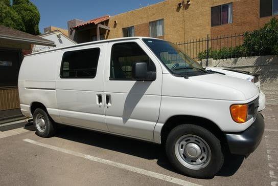 2006 Ford E 150 And Econoline 150 Cargo Van 355187514 11 500 00
