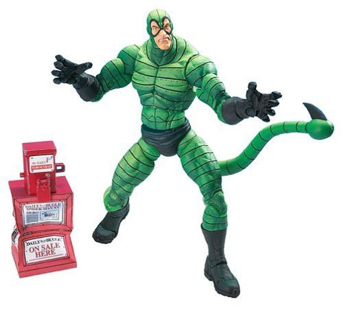 Spider-Man Tail-Strike Scorpion with Stinger Launching Action Figure