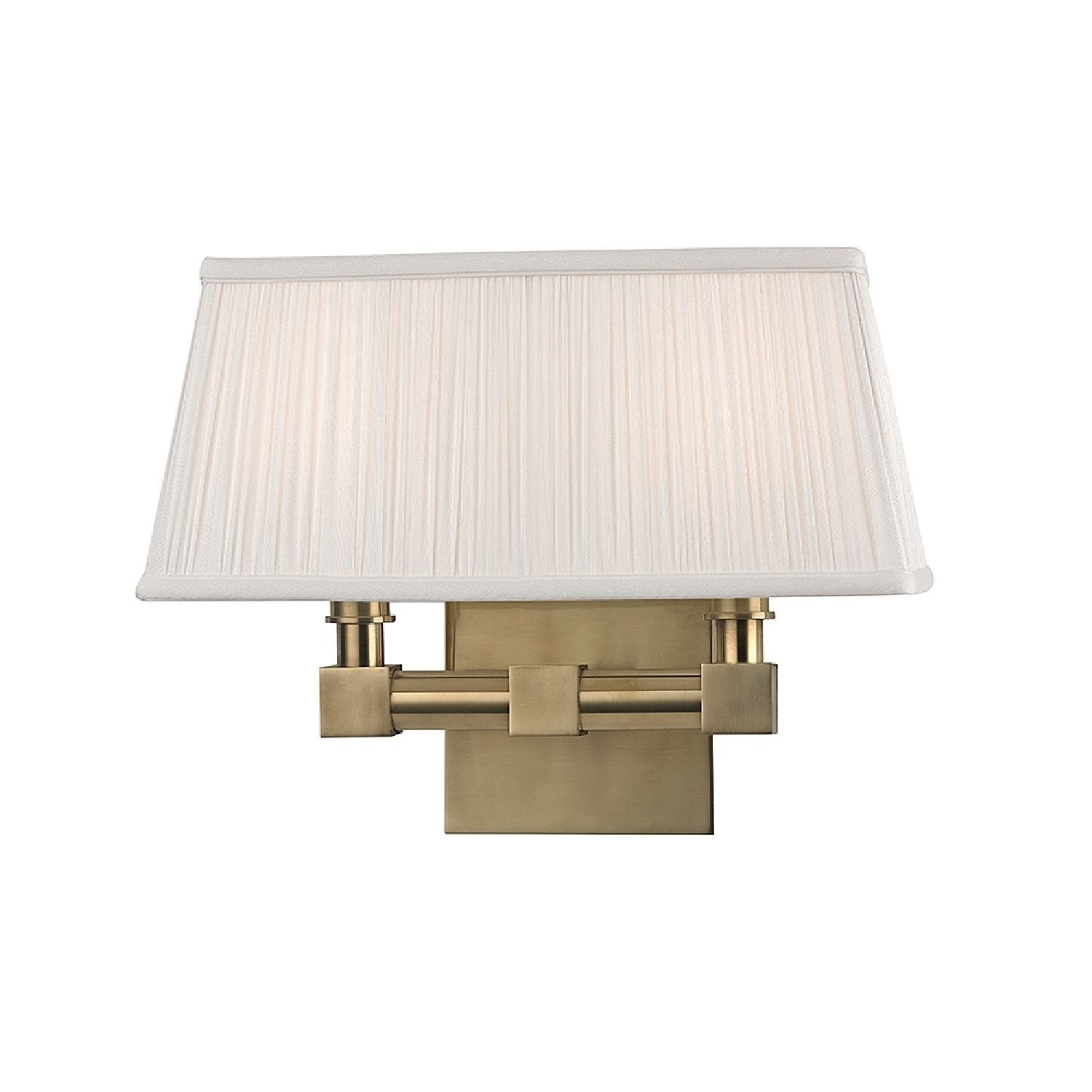 Hudson Valley Lighting 4042 Dixon 2 Light Wall Sconce With