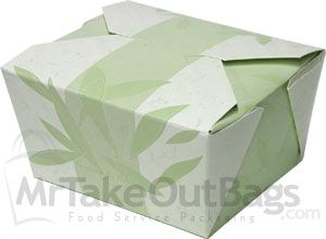 Share MrTakeOutBags.com with your friends and get a $5.00 off your order! Bio-Pak Inspired by Nature #1 Snack Boxes   MrTakeOutBags