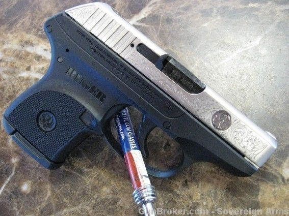 RUGER. (LCP TALO) EDITION .380