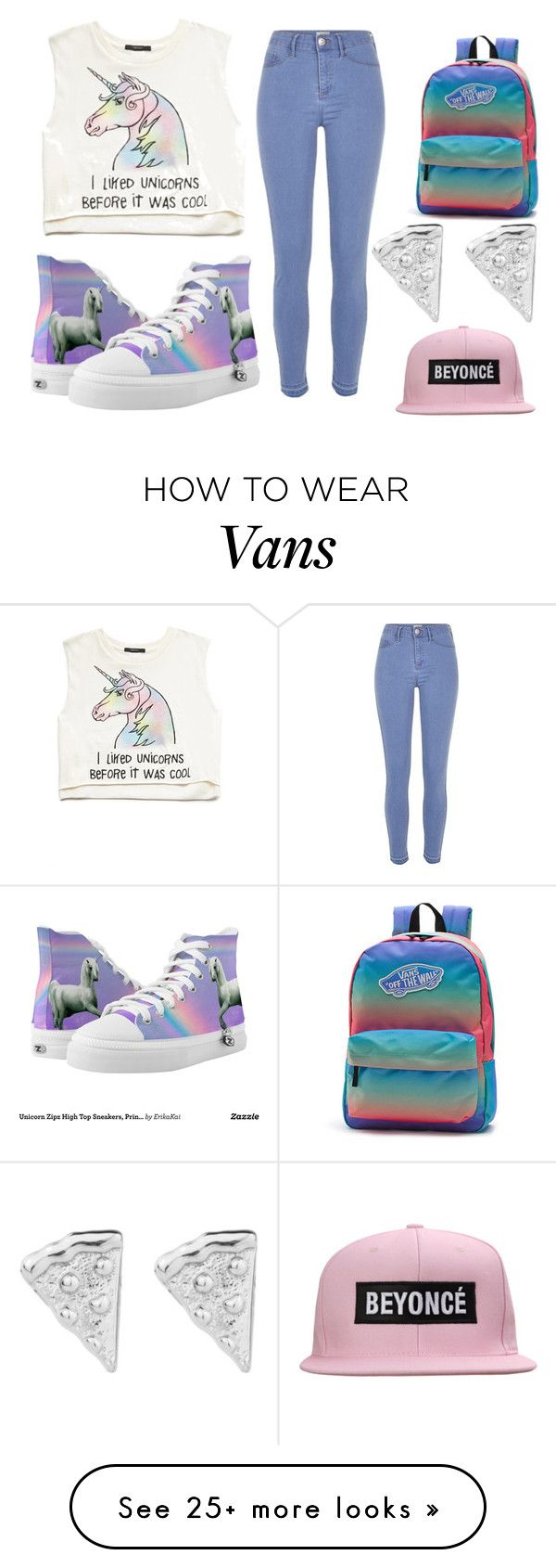 """""""lol"""" by paulina-zam on Polyvore featuring Forever 21, River Island, Zipz, Vans, women's clothing, women, female, woman, misses and juniors"""