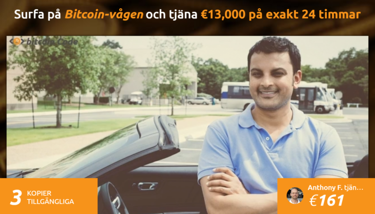 Bitcoin Code APP Recension - Är det bluff eller verkligen fungerar
