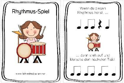 musik noten und pausenwerte schule pinterest musikunterricht musik und musik schule. Black Bedroom Furniture Sets. Home Design Ideas