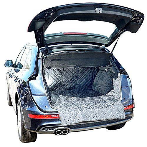 Audi Q5 Sq5 Cargo Liner Trunk Mat Quilted Waterproof Tailored 2008 To 2017 For More Information Visit Image L Dog Carrier Dog Car Seat Cover Cargo Liner