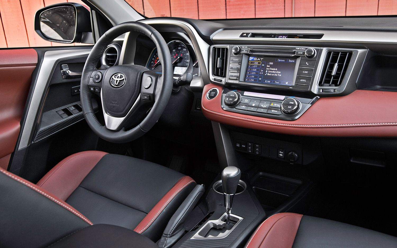 2015 Toyota 4runner Limited Interior   Google Search