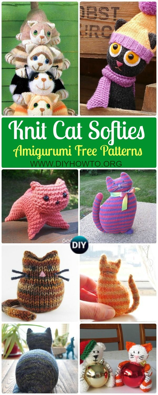 Knit Amigurumi Dog Toy Sofites Free Knitting Patterns | Knitting ... | 1500x600