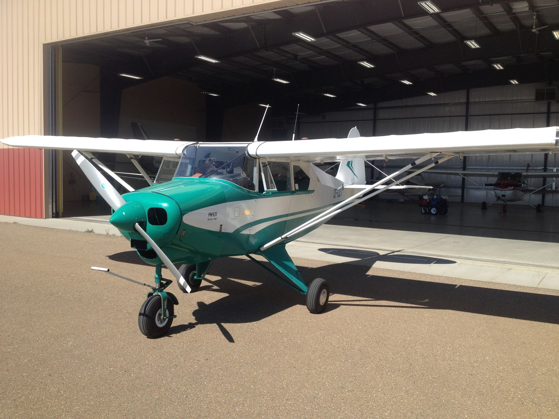1959 Piper PA22160 TriPacer 160HP for sale in (CYLL
