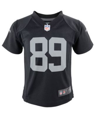 6d5b90b443e Nike Amari Cooper Oakland Raiders Game Jersey, Toddler Boys (2T-4T) - Black  2T