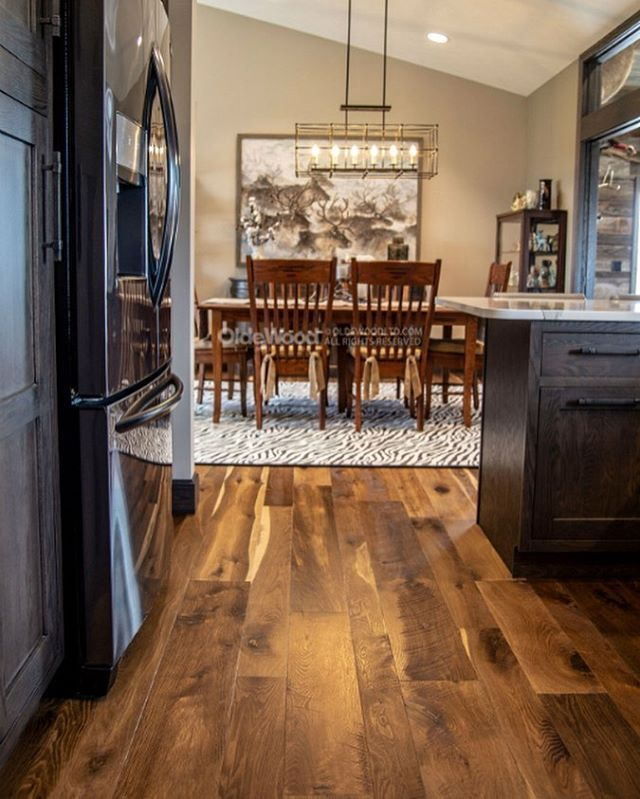 Best European Mountain Oak Is The Perfect Floor For Exclusive 400 x 300