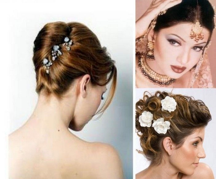 Top 10 Bridal Hairstyles For Reception Bridal Hairstyle For Reception Party Hairstyles For Long Hair Wedding Party Hairstyles