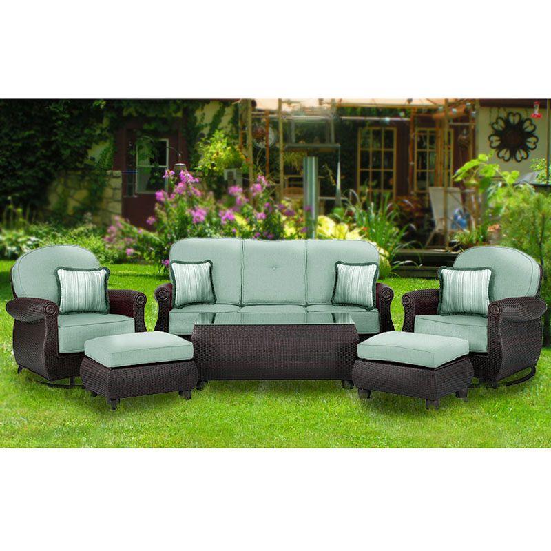 Delaney Deep Seat Replacement Cushion Set Patio Chair Cushions Patio Chairs Backyard Patio