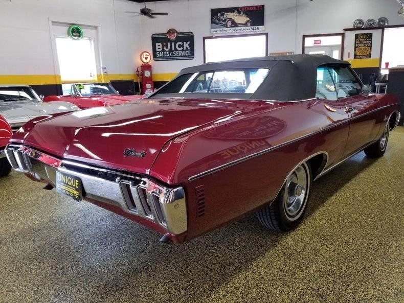 1970 Chevrolet Impala For Sale 2203240 Hemmings Motor News Chevrolet Impala Impala Chevrolet