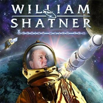 Seeking Major Tom by William Shatner