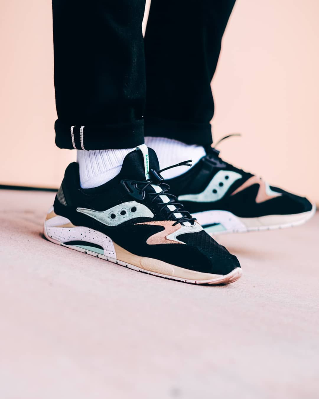 sneaker freaker x saucony grid 9000 bushwhacker now available