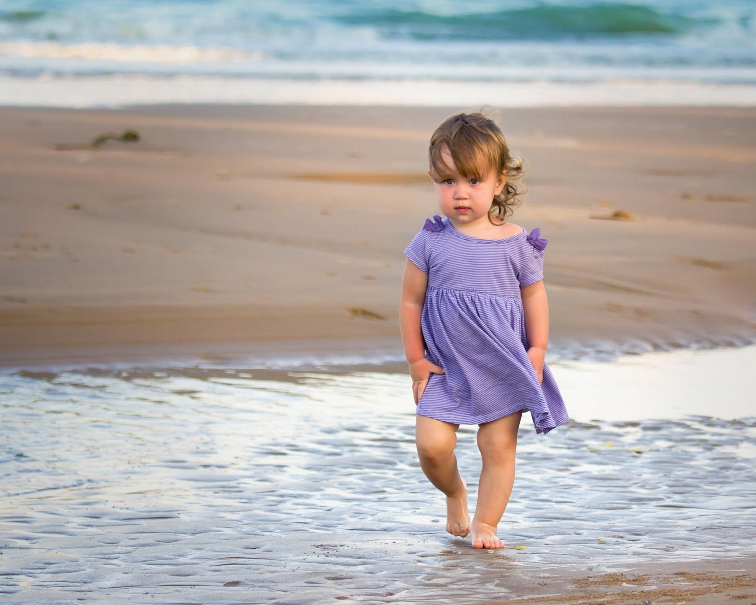 Free Images Of Children Free Download Wallpapers Kids Nature Beach