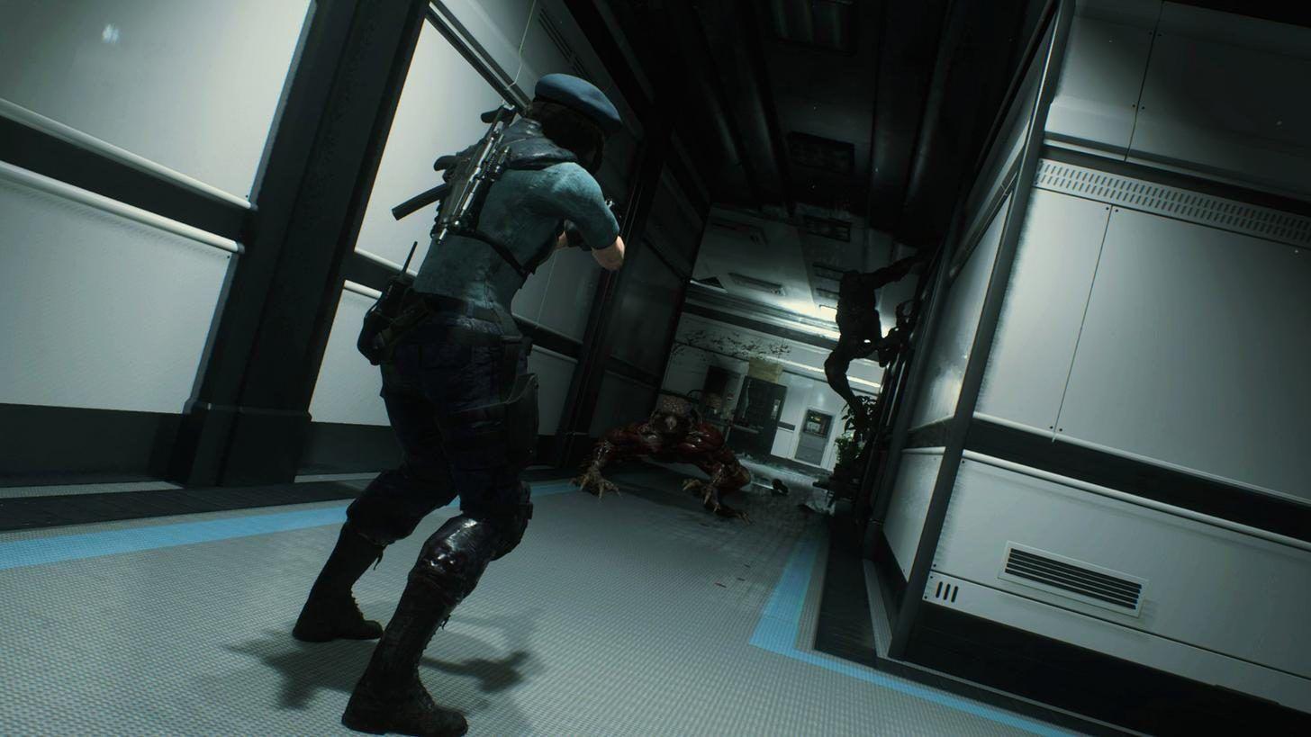 Jill Valentine Alternate Costumes In 2020 Resident Evil Costume