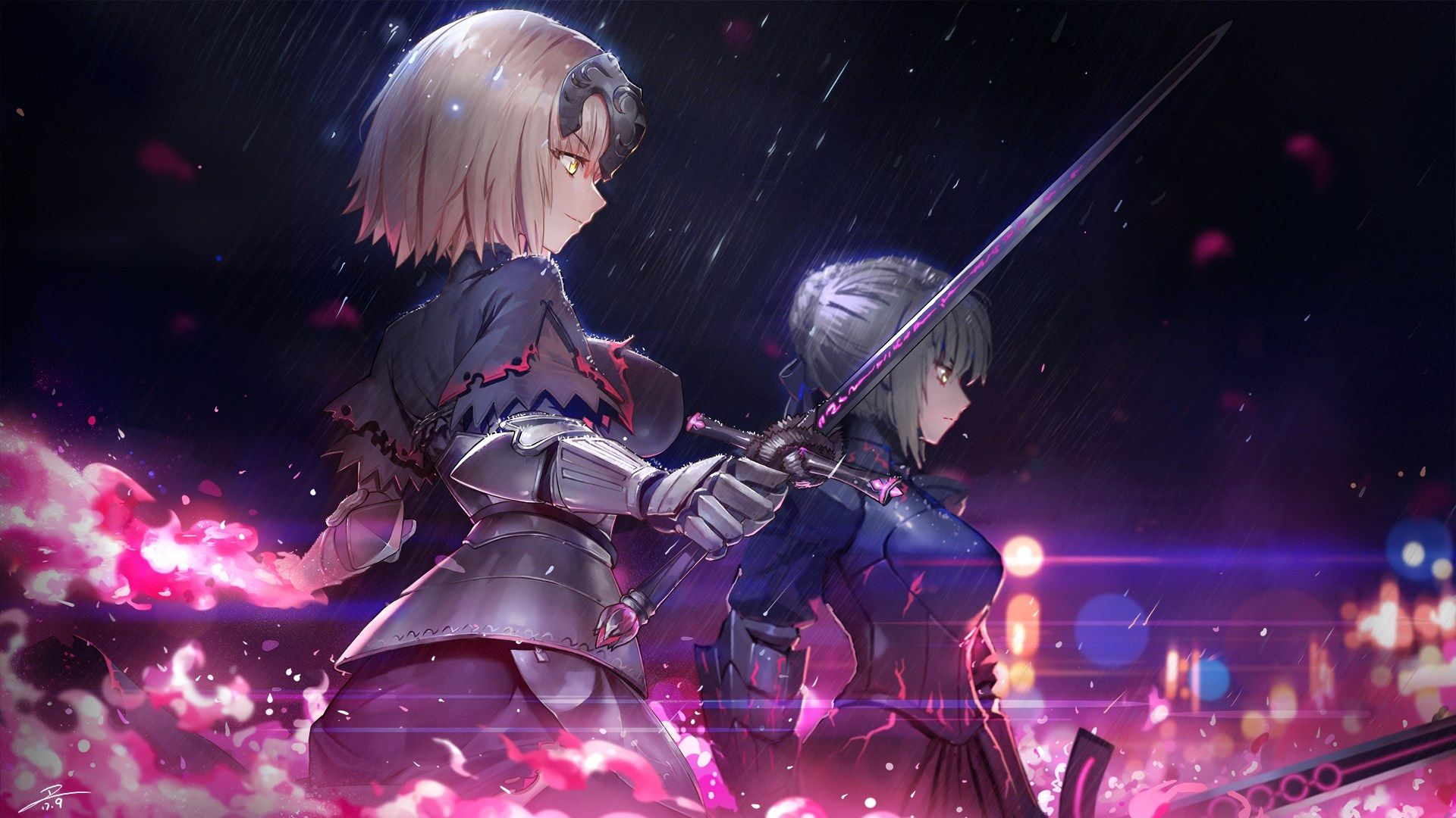 1920x1080 Fate Grand Order Wallpaper Pictures Free With Images