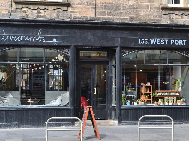 The Best Coffee Shops And Cafés In Edinburgh Places Ive