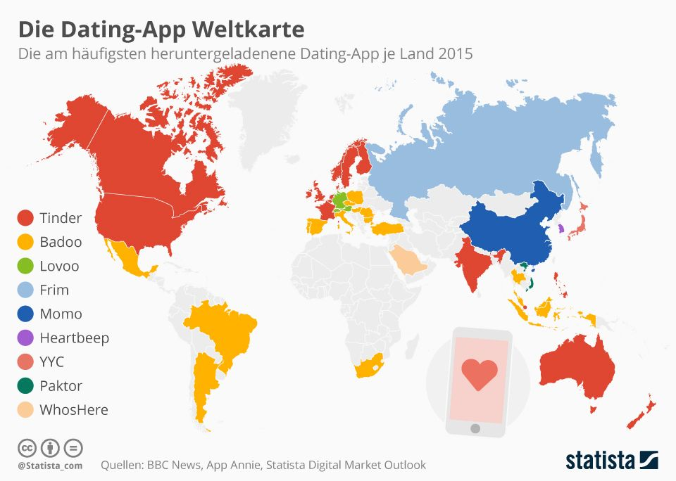 Beste Online-Dating-App 2015