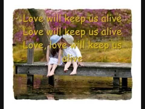 Scorpions - Love Will Keep Us Alive (lyrics)