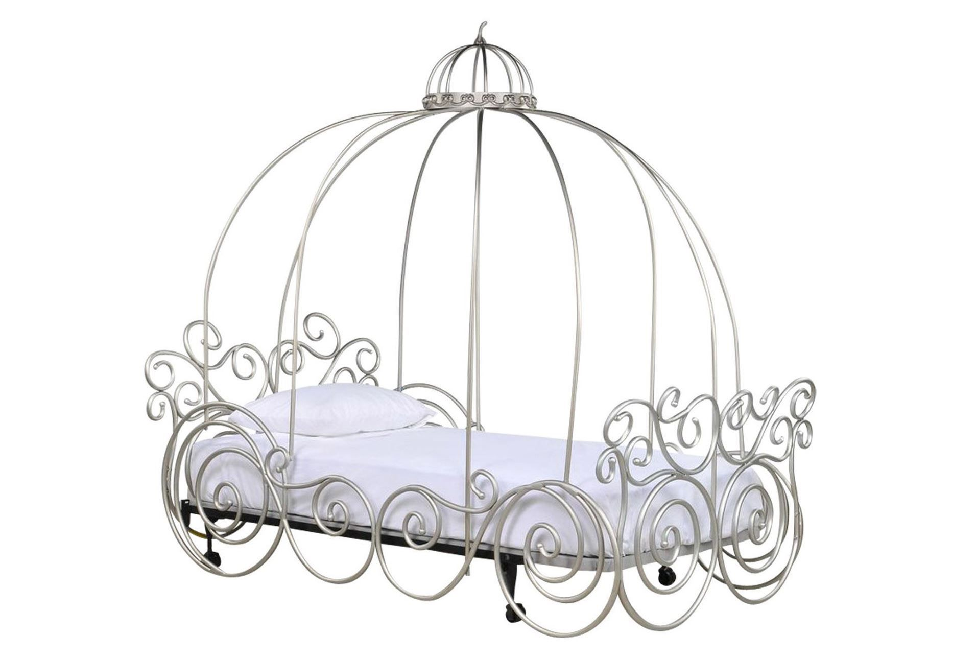 Disney Princess Full Carriage Bed Girly room decor