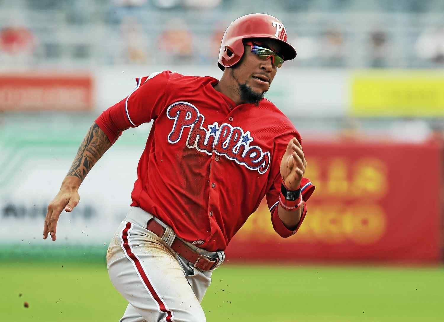 Phillies prospect J.P. Crawford progressing well at Reading