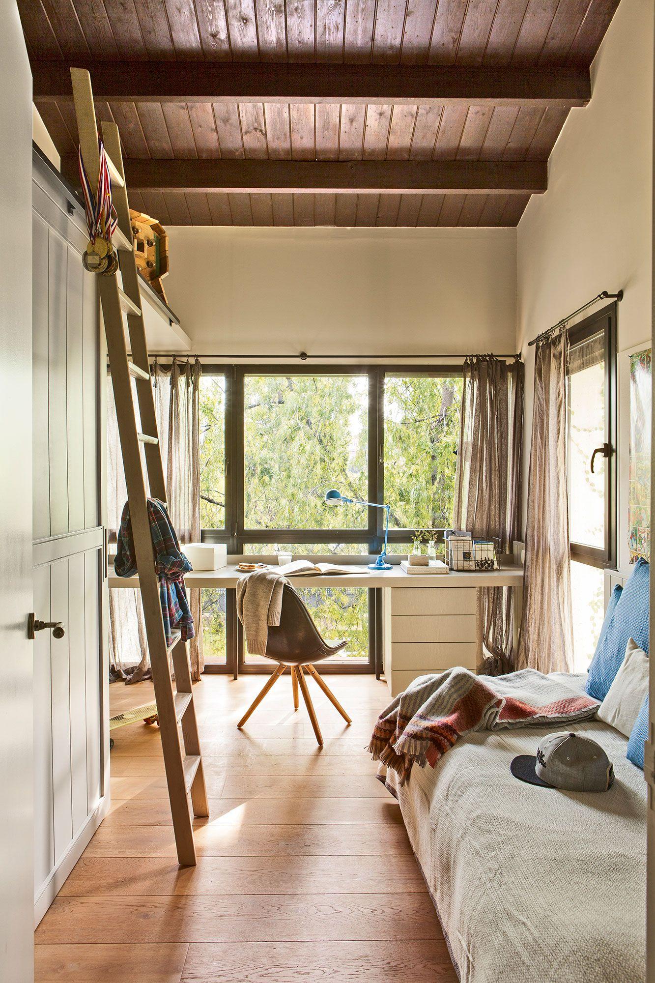 Claves Para Decorar La Habitaci N De Los Ni Os De Beb A  ~ Habitaciones Juveniles De Madera