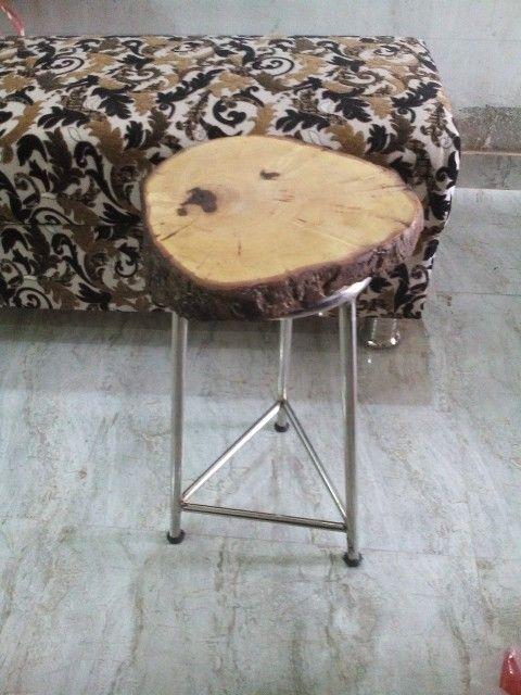 Jaipur Junction Wooden Stools Stool Wooden