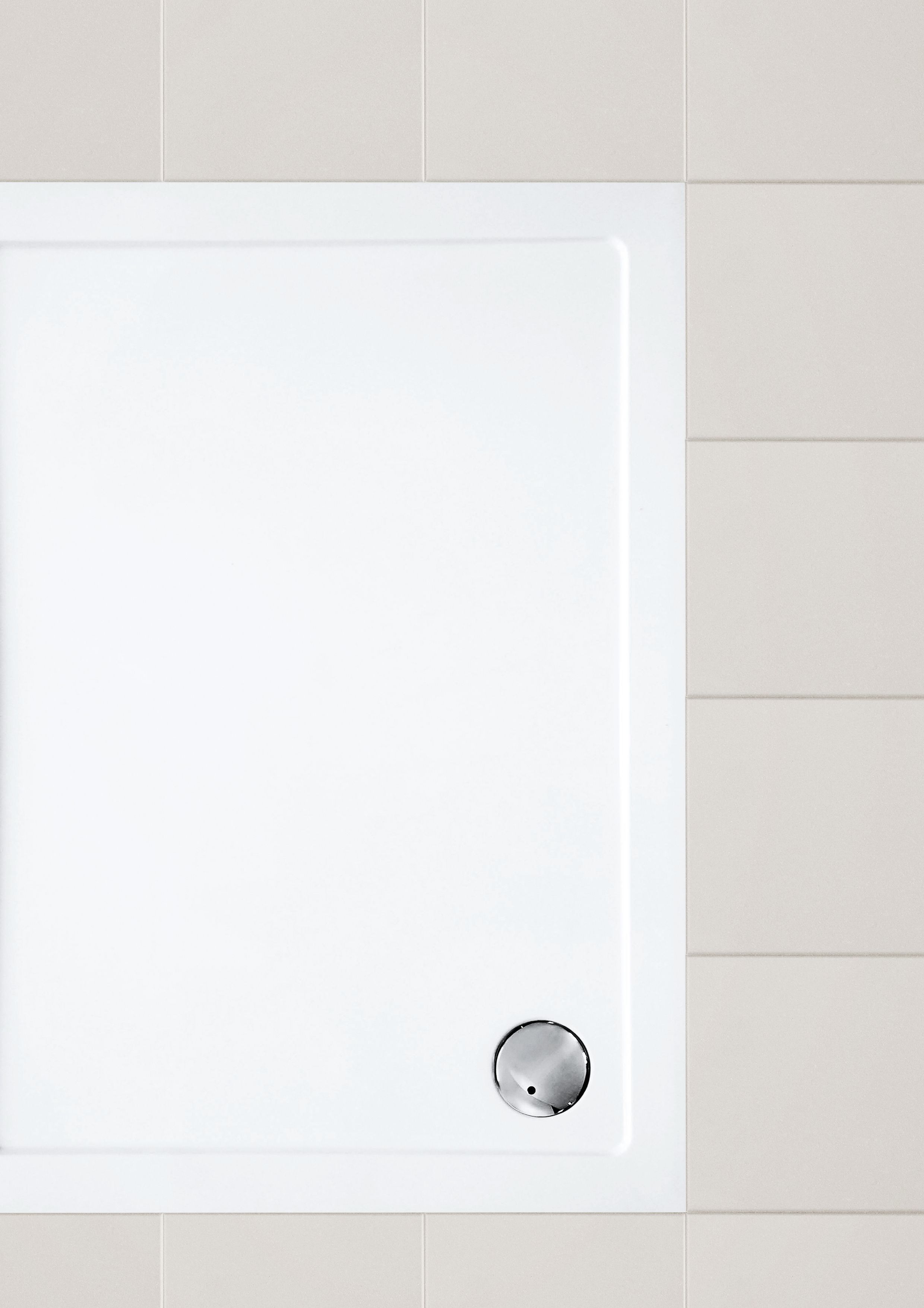 The Dansani shower trays fit most AIR and UNIQ models. The trays are made from SMC – a unique composite material with a strong structure and surface, which is both anti-slip but also pleasant to walk on.