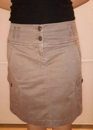 Taupefarbener, supergemütlicher Rock von Esprit   kleider   Pinterest    Knielange röcke, Knielang und Rock 8dfd087d15