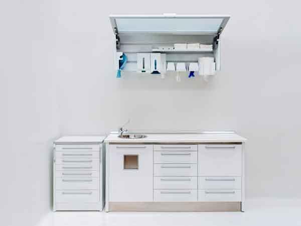 Mobiliario para cl nica dental y laboratorio prot sico - Muebles para clinicas dentales ...