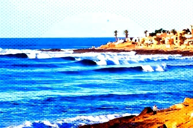 a small surf village where you can enjoyTaghazout a small surf village where you can enjoy